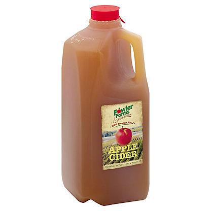 Fowler Farm Apple Cider, 64.00 oz