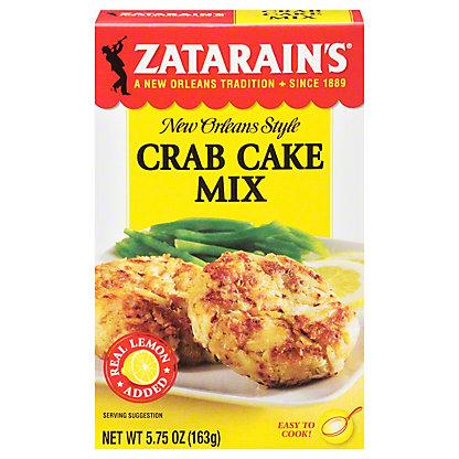 Zatarain's New Orleans Style Crab Cake Mix, 5.75 oz