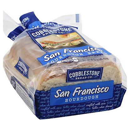 Cobblestone Bread Co. Classic Recipe San Francisco Sourdough,16 oz