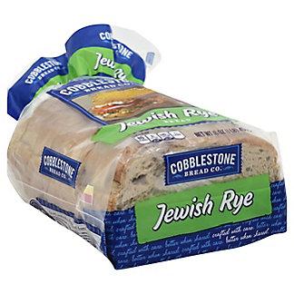 Cobblestone Bread Co. New York Style Jewish Rye Bread,16 oz
