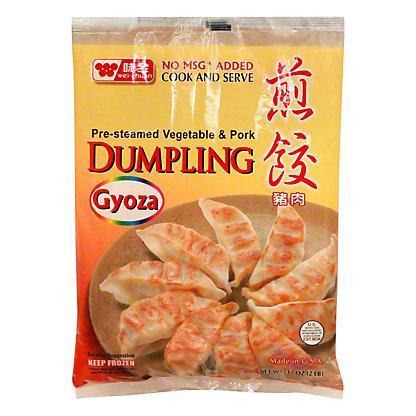 Wei-Chuan Pre-Cooked Pork Dumplings,50 CT