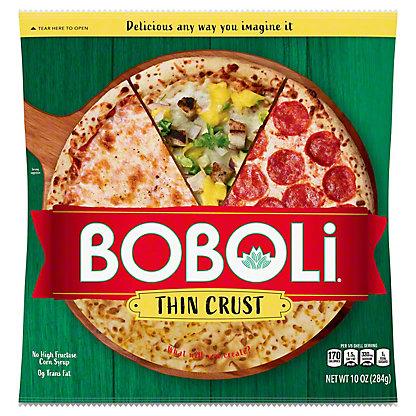 Boboli Thin Pizza Crust,10 OZ