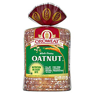 Oroweat Original Oatnut Bread, 24 oz