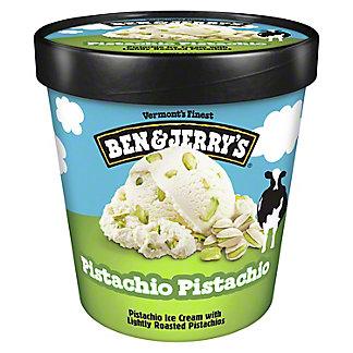 Ben & Jerry's Pistachio Pistachio Ice Cream, 1 pt