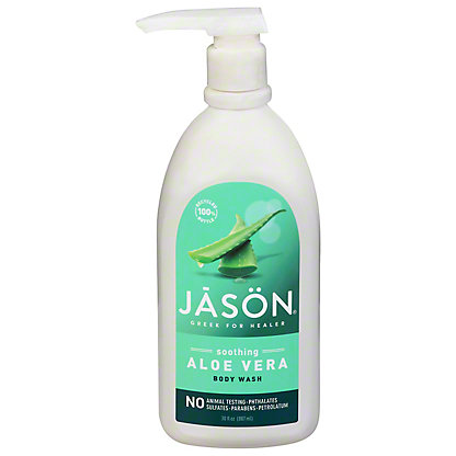 Jason Aloe Vera Satin Shower Body Wash,30 OZ