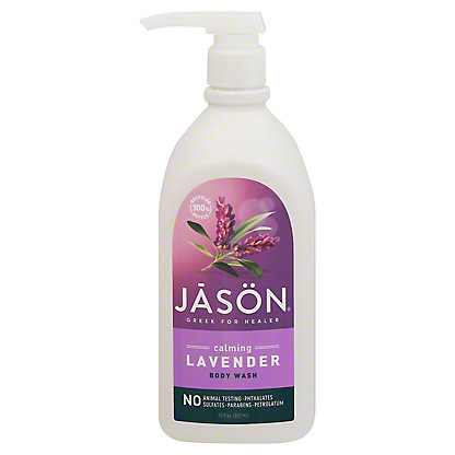 Jason Lavender Satin Shower Body Wash,30 OZ