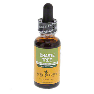Herb Pharm Chaste Tree Extract, 1 oz