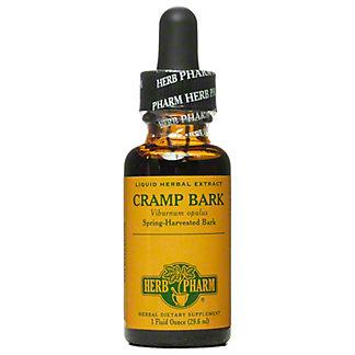 Herb Pharm Cramp Bark Extract, 1 OZ