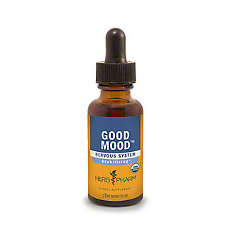 Herb Pharm Good Mood Herbal Supplement, 1 oz