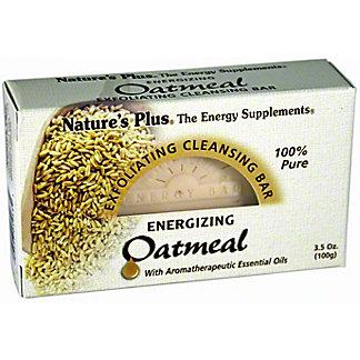 NATURES PLUS Oatmeal Soap, 3.5 OZ