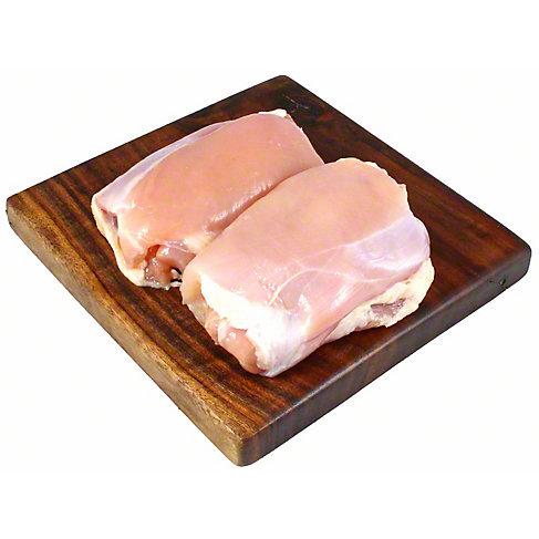 Central Market Grade A Chicken Thighs Boneless, Skinless