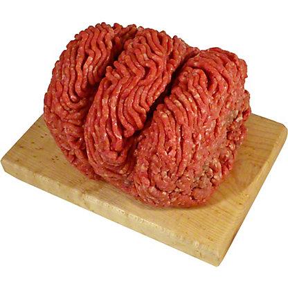 Natural Angus Beef Ground Chuck 80% Lean, LB