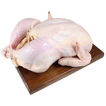 Central Market Whole Chicken Grade A