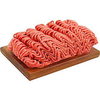 Central Market 90% Lean Natural Angus Ground Beef Sirloin, LB