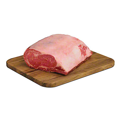 USDA Choice Natural Angus Beef Standing Rib Roast