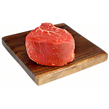 Choice Natural Filet Mignon