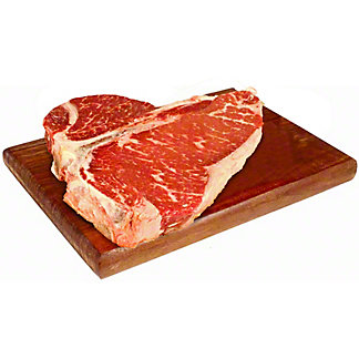 Fresh Natural Beef Aged Porterhouse Steak