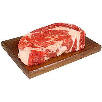 Choice Rib Eye Steak Boneless, Natural