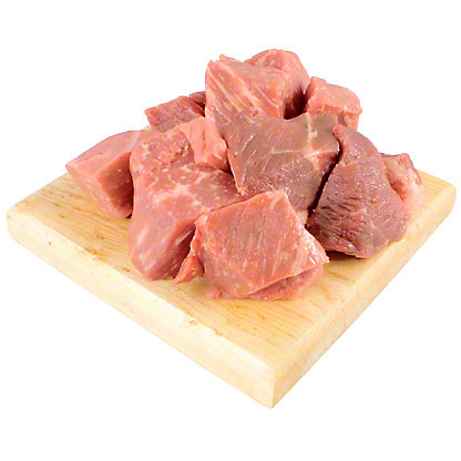 VEAL STEW MEAT SELF SERVICE