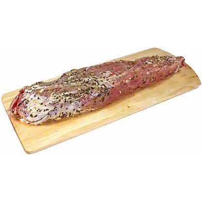 Fresh Marinated Herb Dijon Pork Tenderloin
