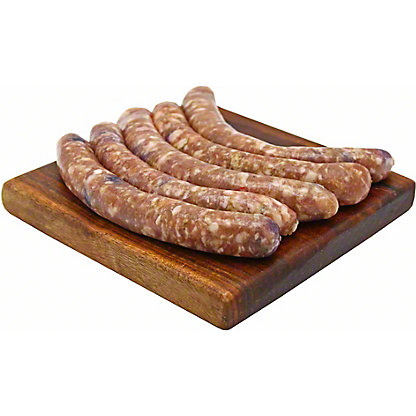 Blueberry Sausage,LB.