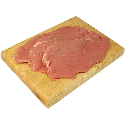 Veal Scaloppini Cutlets Boneless
