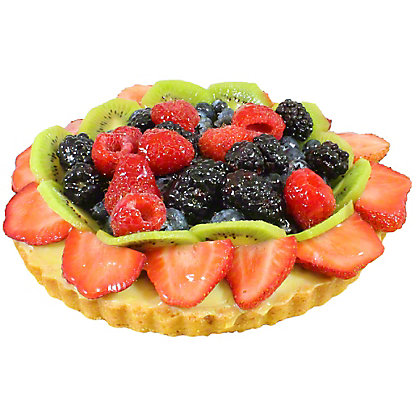 Central Market Large Mixed Fruit Tart, 41 oz