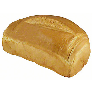 Central Market Old Fashioned Split Top White Bread, 16 OZ