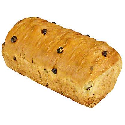 Central Market Cinnamon Raisin Bread, 24 oz