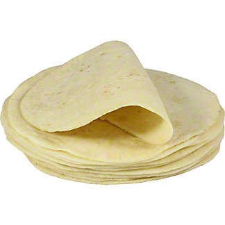 Central Market All Natural Flour Tortillas, 10 ct