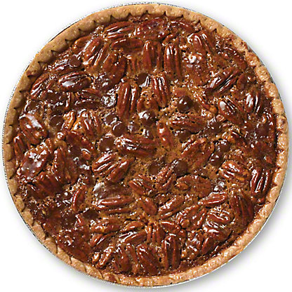 Central Market Chocolate Pecan Pie, Serves 8-10