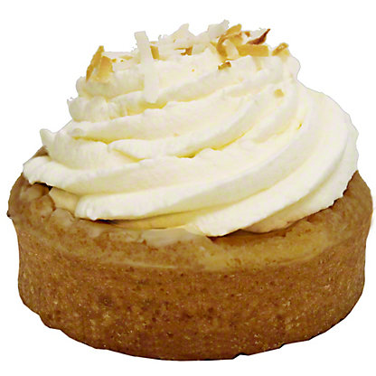 "Central Market Coconut Cream Pie, 3"""