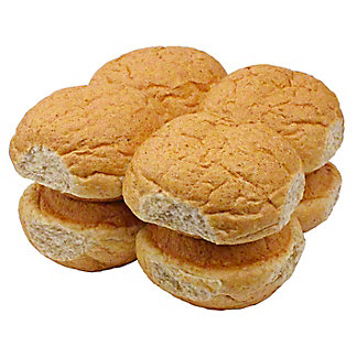Central Market Wheat Hamburger Buns 8 Count,24 OZ