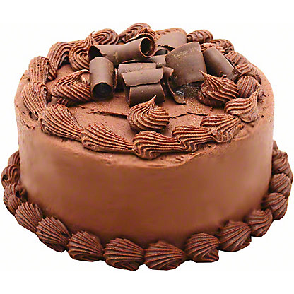 """6"""" Anthony's Chocolate Mousse Cake, 38 OZ"""