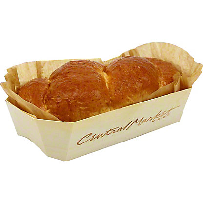 Central Market Brioche Loaf, 14 oz