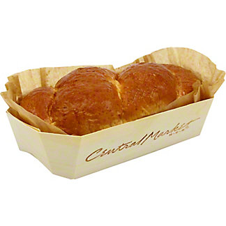 Central Market Brioche Loaf, 14 oz