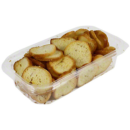 Central Market Butter Croutons, lb