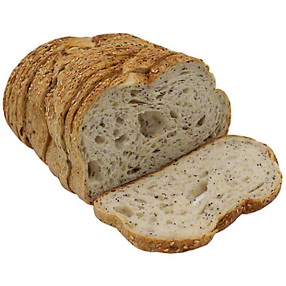 Central Market Deli Style 3 Seed Bread, EACH