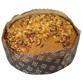 Central Market Cranberry Walnut Coffee Cake, 22 oz