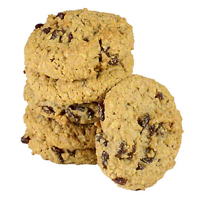 Jimmy's Oatmeal Raisin Cookies, 6/2 OZ