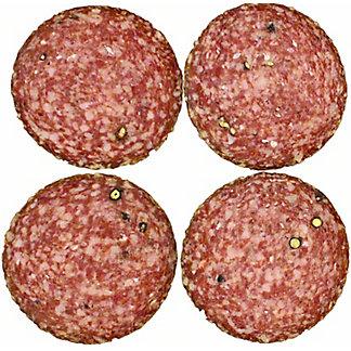 Schaller & Weber Uncured Salami With Garlic & Cracked Pepper, 3 LBS