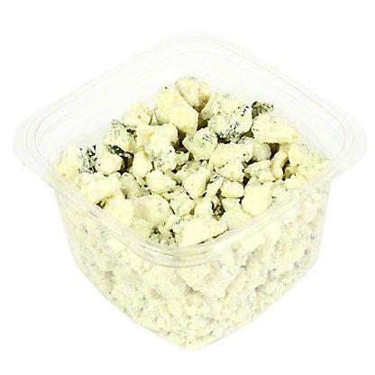 Stella Crumbled Blue Cheese,LB