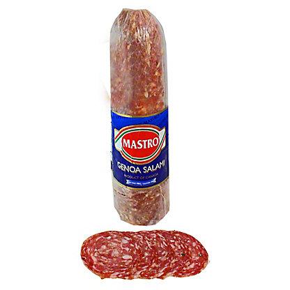 Mastro Genoa Salami, lb