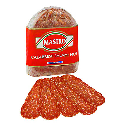 Mastro Calabrese, sold by the pound