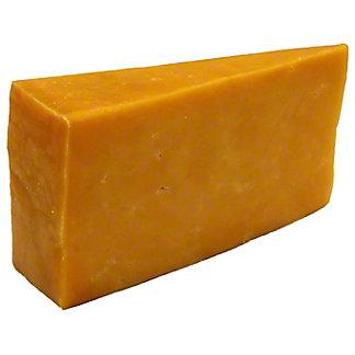 Henning's Wisconsin Cheese Mild Cheddar, 1/38#