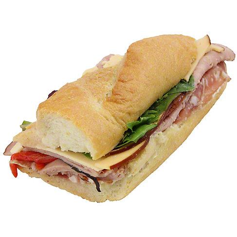 Central Market Hero Sandwich