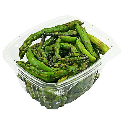 Central Market Grilled Asparagus, LB