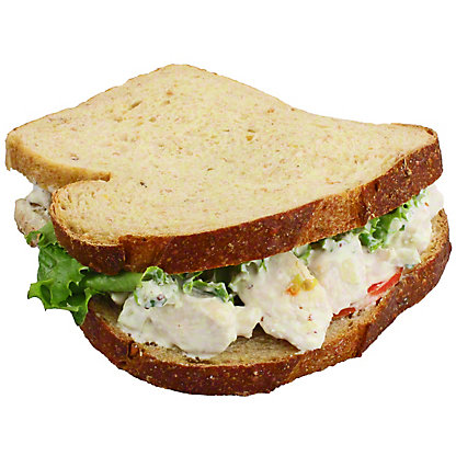 Central Market Chicken Salad Sandwich, ea