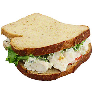 Central Market Chicken Salad Sandwich, ea