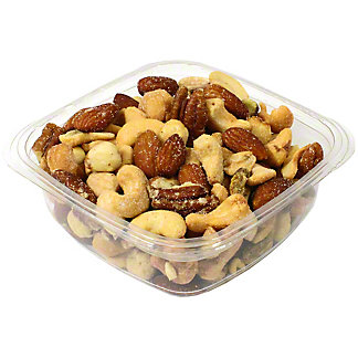 Deluxe Salted Mixed Nuts, Sold by the pound